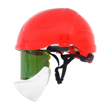 Casco Secra Modelo H58S-2